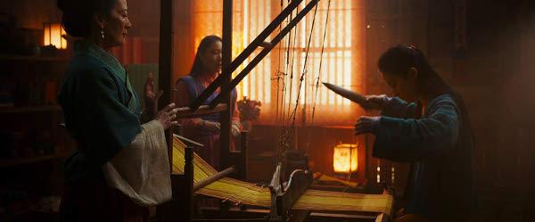 Mulan - zdjęcia z filmu (2020)  - Zdjęcie nr 4
