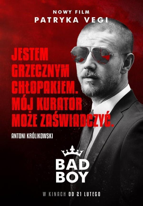 Bad Boy - plakaty z bohaterami  - Zdjęcie nr 1