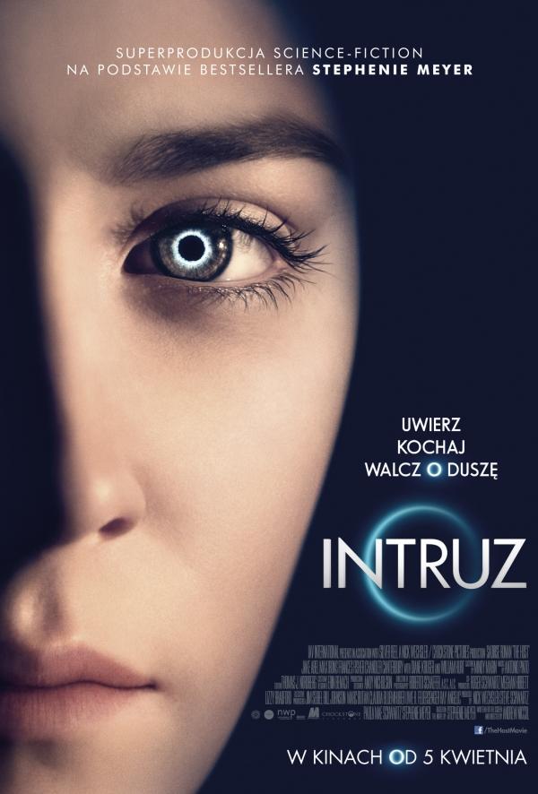 Intruz - polski plakat