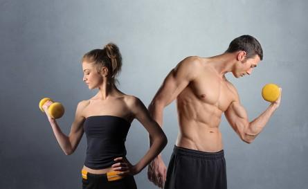 Ćwiczenia na mięśnie rąk i ramion
