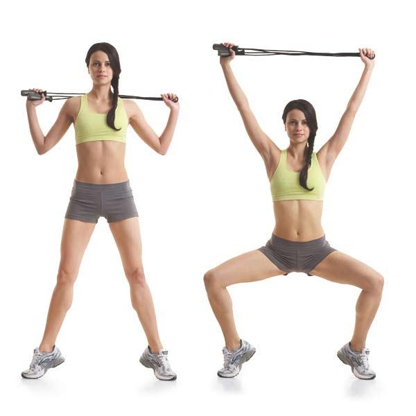 Ćwiczenia na mięśnie ud i łydek