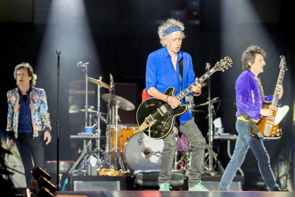 Koncert The Rolling Stones na PGE Narodowym