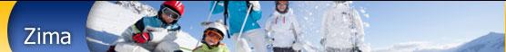 Zima - serwis narciarski