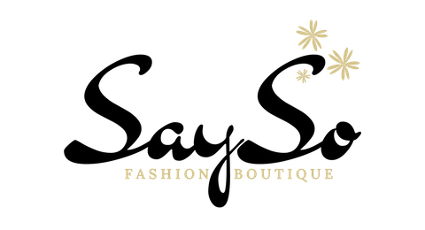 SaySo Boutique