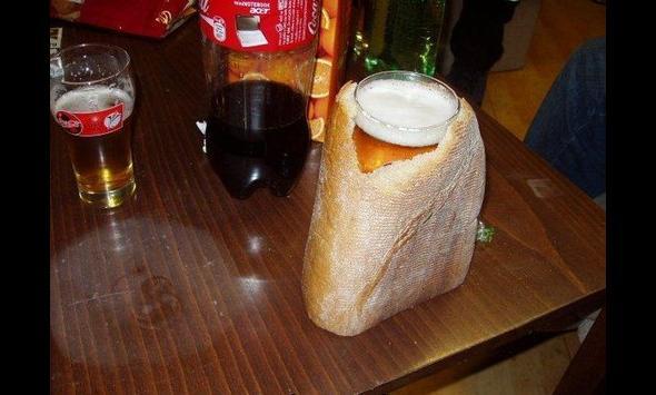 Piwo w chlebie