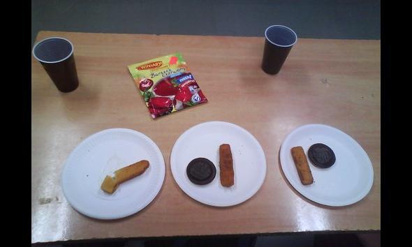 Pierwsze danie, drugie danie i deser
