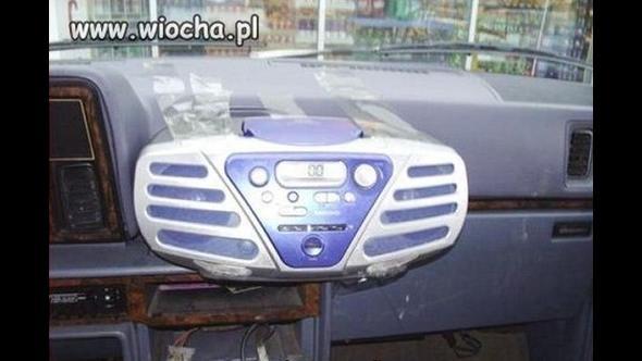 Samochodowy magnetofon