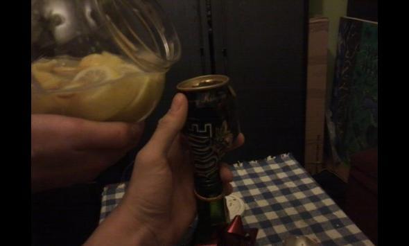 Puszka po piwie zastapi wszystko