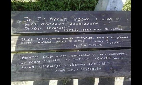 Ławka poetów