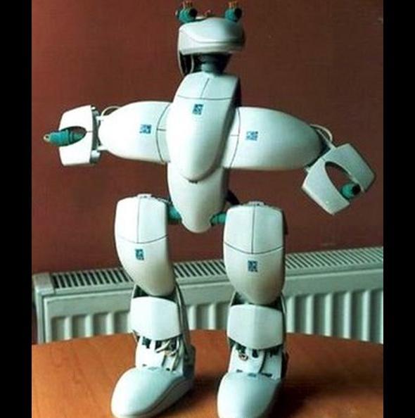 Robot Myszak