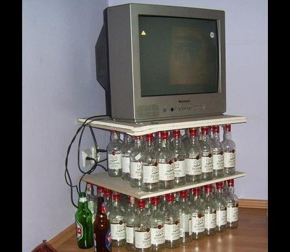Unikalny stolik pod telewizor
