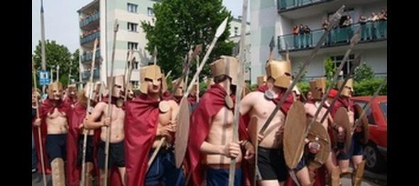 Spartanie wracają