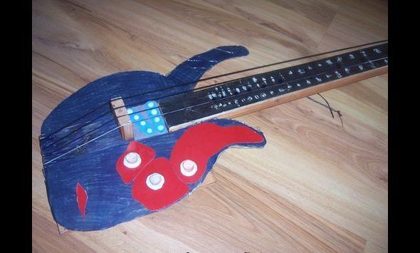 Gitara prawdziwego artysty