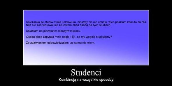Gdzie Polacy uczą się kombiniwać ?