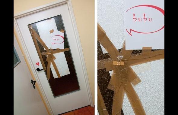 Cierpiące drzwi