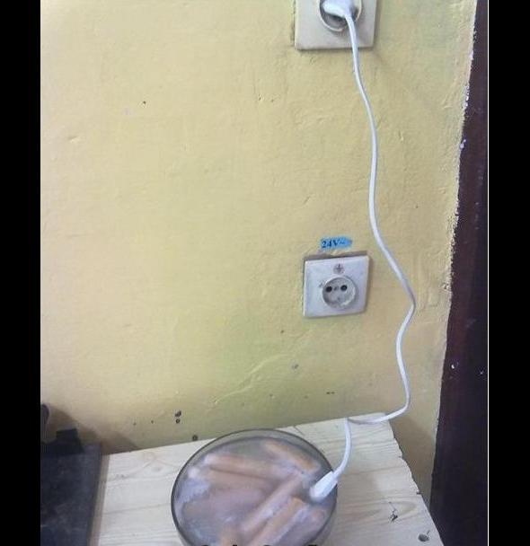 Kolejny sposób na ciepłe parówki