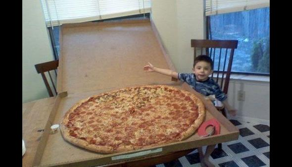 Taaaaka pizza