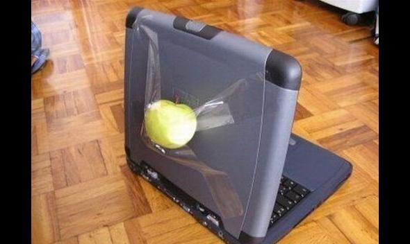 Prawdziwy Apple