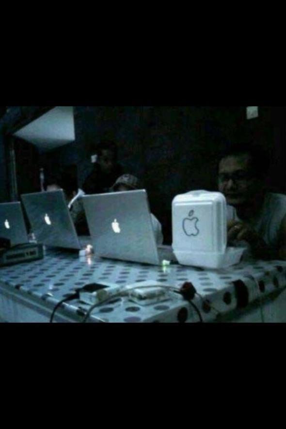 A podobno w laptopie studenta nie liczy się opakowanie i marka, tylko bebechy...