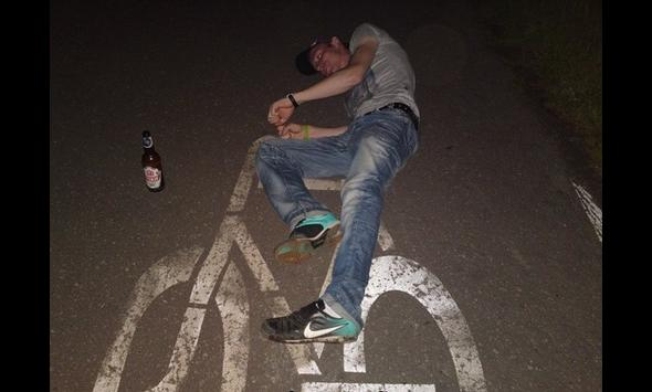 Gdzie Marcin? Poszedł na rower