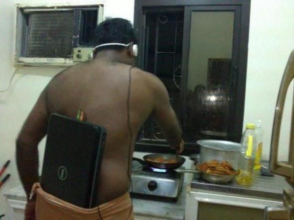 Studenta nie stać na odtwarzacz MP3? Poradzi sobie inaczej!