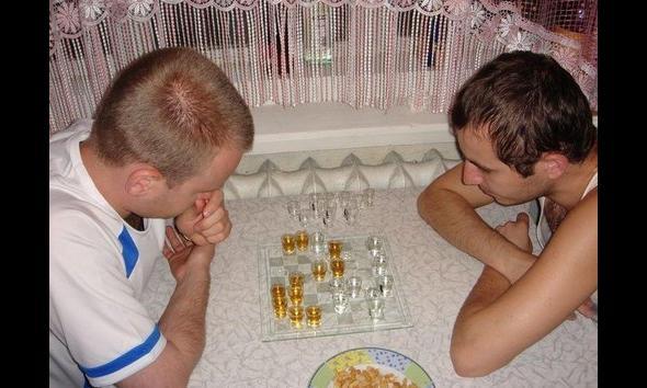 Alkoszachy - gra dla towarzystwa
