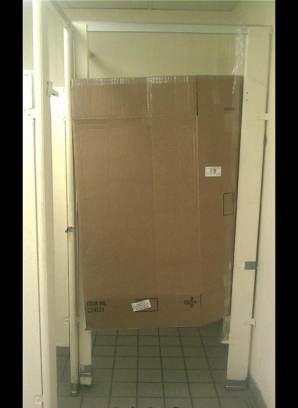 Prysznic w akademiku