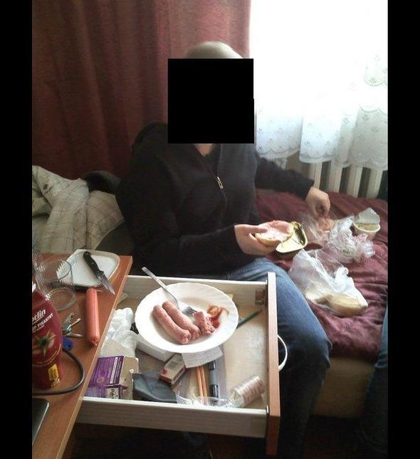 Śniadanie do łóżka po studencku