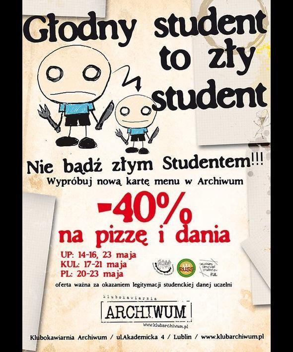 Sposób na studenta