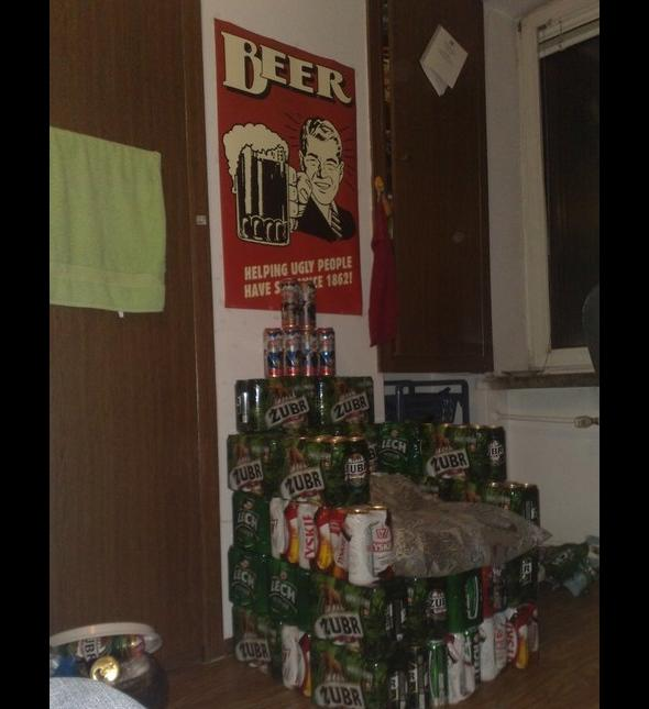 Piwo pomaga brzydkim ludziom od wieków