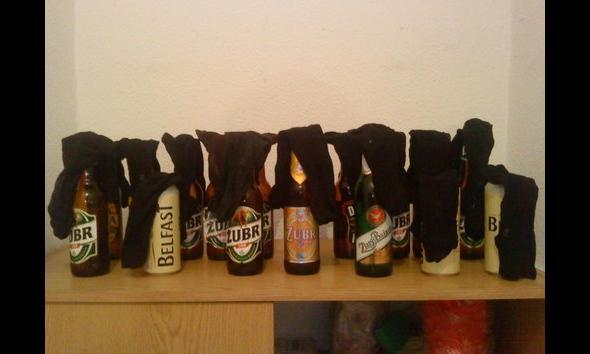 Osłonki na piwo