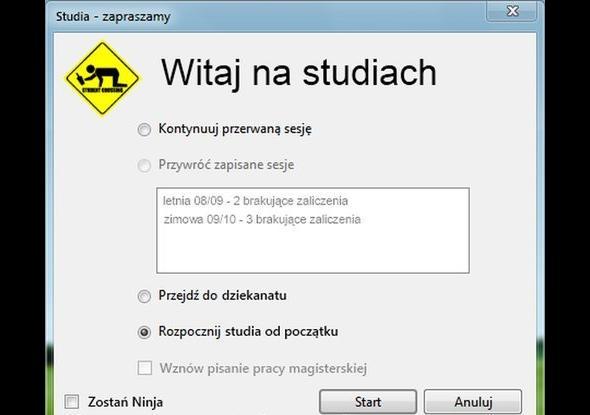 Sylabus dla informatyka