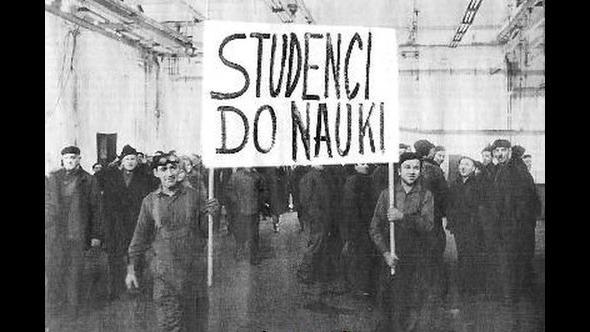 Studenci do nauki