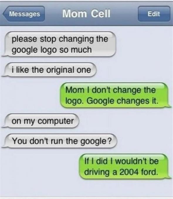 Student i zmiana loga Google - mamie nie wytłumaczysz!