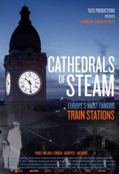 Herzen der Metropolen-Europas Bahnhofskathedralen