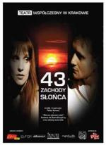43 zachody Słońca