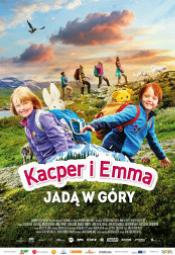 Kacper i Emma jadą w góry