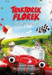 Traktorek Florek dodaje gazu