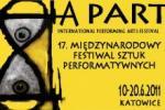 17. Międzynarodowy Festiwal Sztuk Performatywnych