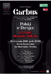 """POLSKI W DWÓJCE: """"Garbus"""" Sławomira Mrożka"""