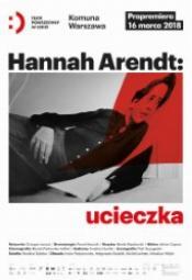 Hannah Arendt: Ucieczka