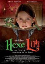 Czarodziejka Lilli: Smok i magiczna księga