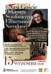 Nasi Goście - Orkiestra Symfoniczna Filharmonii Narodowej