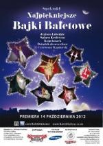 Najpiękniejsze Bajki Baletowe