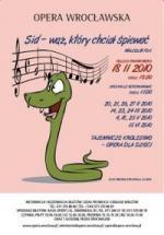 Sid - wąż, który chciał śpiewać