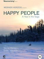 Szczęśliwi ludzie: rok w tajdze