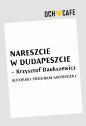 nareszcie w Dudapeszcie - Krzysztof Daukszewicz