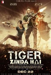 Tiger powraca