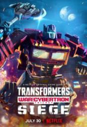 Transformers: Wojna o Cybertron - trylogia. Oblężenie