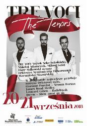 TRE VOCI – The Tenors